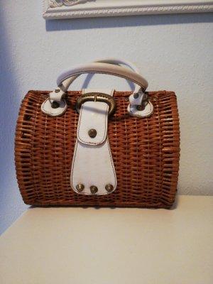 Miss Sixty Basket Bag light brown wood