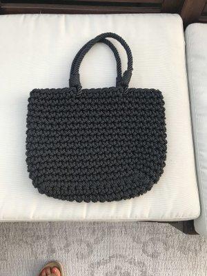 Zara Basic Draagtas zwart