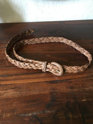 Urban Outfitters Braided Belt multicolored
