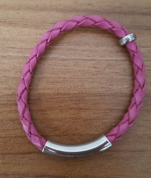Dyrberg/Kern Bangle raspberry-red