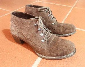 Rieker Ankle Boots grey brown-dark grey