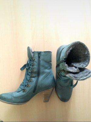 Gefütterte Stiefel von Goertz Shoes, Gr.41