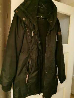 Brave Soul Winter Jacket black