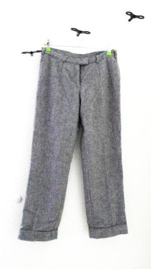 Pantalon en laine multicolore tissu mixte