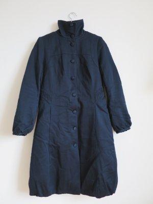 Gefütterter Mantel von NOA NOA mit Blümcheninnenfutter
