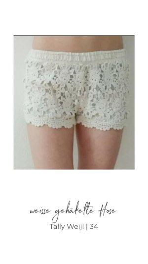 gehäkelte Shorts