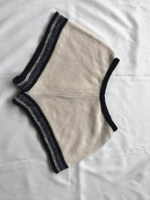 gehäkelte Shorts Zara