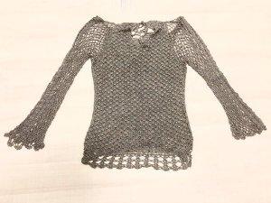 Gehäkelter Pullover von Heine Ge. 36/38