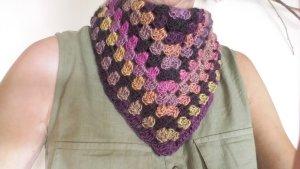 Pañoleta multicolor Acrílico