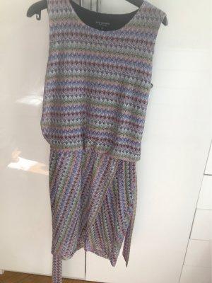 Ana Alcazar Mini Dress azure-green