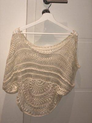 Zara Tenue de plage blanc-blanc cassé