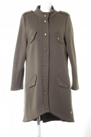 Frock Coat khaki military look