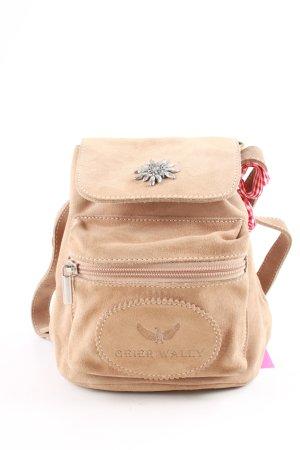Geier Wally Mini sac à dos rose chair style décontracté