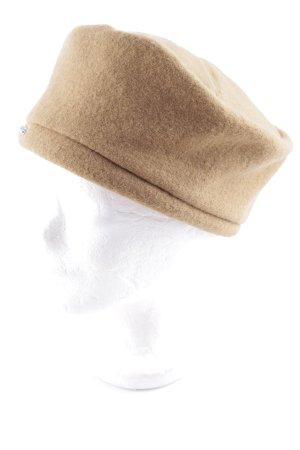 Geiger Baskenmütze camel Casual-Look
