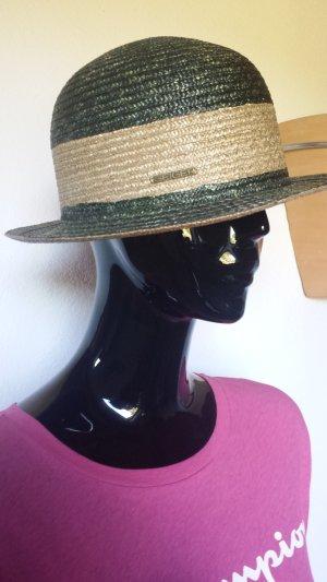 Geiger Cappello parasole cachi-sabbia Canapa