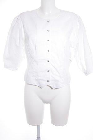 Geiger Giacca tradizionale bianco elegante