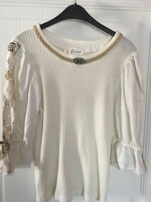 Traditional Blouse natural white cotton