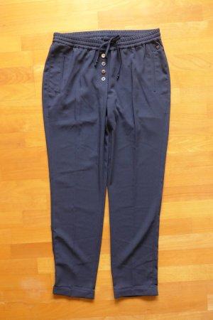Geisha Jeans Hose Sweatpant Jogging Style dunkelblau Gr. 36/38 S