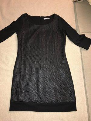 Geisha Kleid Winterkleid L 42 schwarz