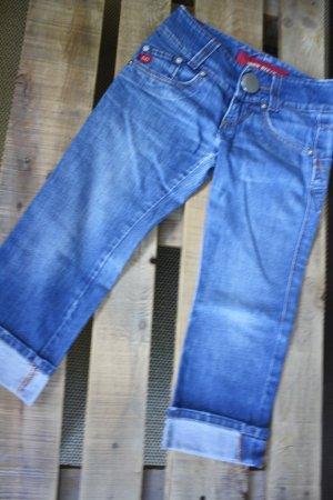 gekrempelte 7/8 Jeans von Miss Sixty in Gr. 24