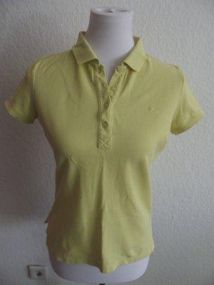 Gelb Poloshirt von Esprit in Gr. S
