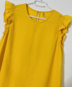 Gelbe Bluse Only