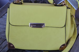 Gelbe Handtasche von Primark