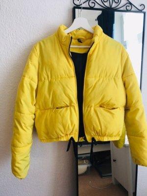 H&M Down Jacket primrose-yellow