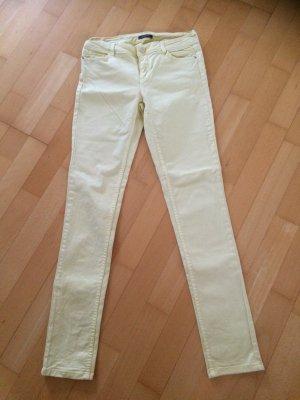 Gelbe Jeans von promod