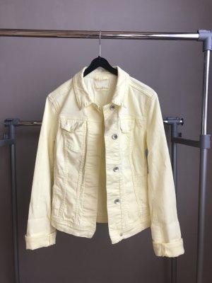 Gelbe Jeansjacke von Marc O Polo