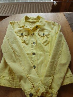 gelbe Jeansjacke von Street One