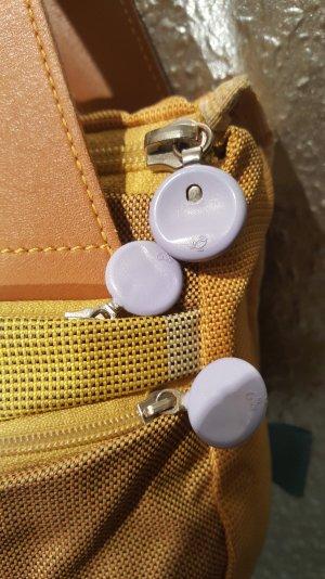 Gelbe Mandarina Duck Tasche