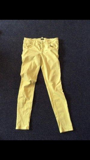 Gelbe Marc O'Polo slim Jeans