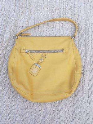 Gelbe Prada Handtasche