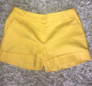 Gelbe Shorts Gr.34