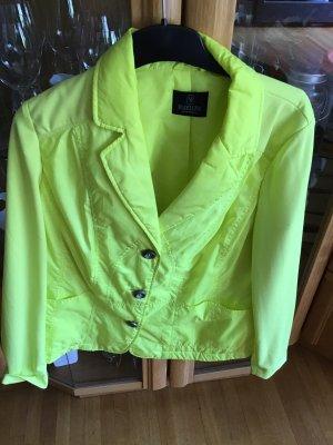 Madeleine Blouse Jacket yellow