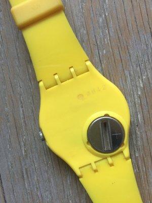 Gelbe Swatch - gebaucht