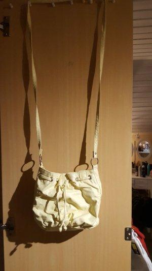 Mini sac jaune-jaune clair