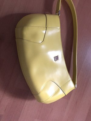 Gelbe Tasche von Calvin Klein