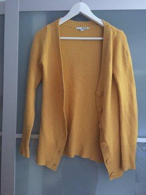 Gelbe Wolljacke von Tally Weijl