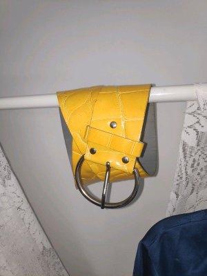 Cinturón pélvico multicolor Cuero