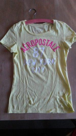 gelbes Aéropostale T-Shirt