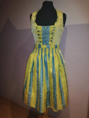 Stockerpoint Dirndl geel