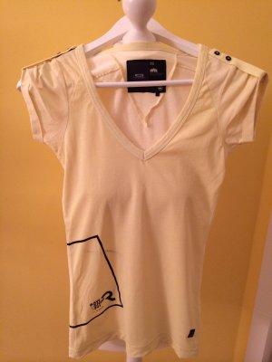 gelbes G-Star Shirt Größe xs