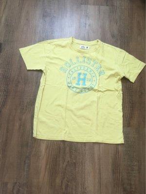 Gelbes Hollister T-Shirt