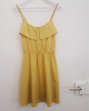 Gelbes leichtes Sommerkleid von H&M