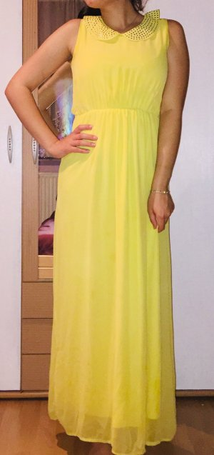Maxi Dress yellow