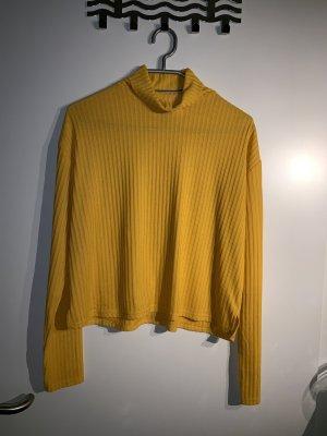 H&M Colshirt licht Oranje-goud Oranje