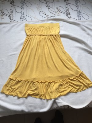Beach Time Tenue de plage jaune