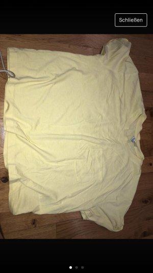 H&M Camiseta amarillo pálido-amarillo claro